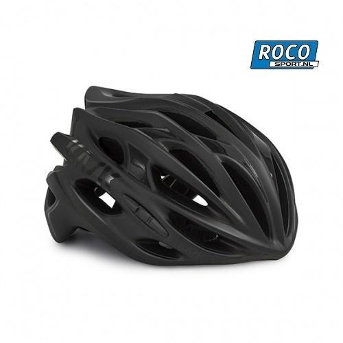 KasK Mojito Matt Black Rocosport fietshelm.jpg
