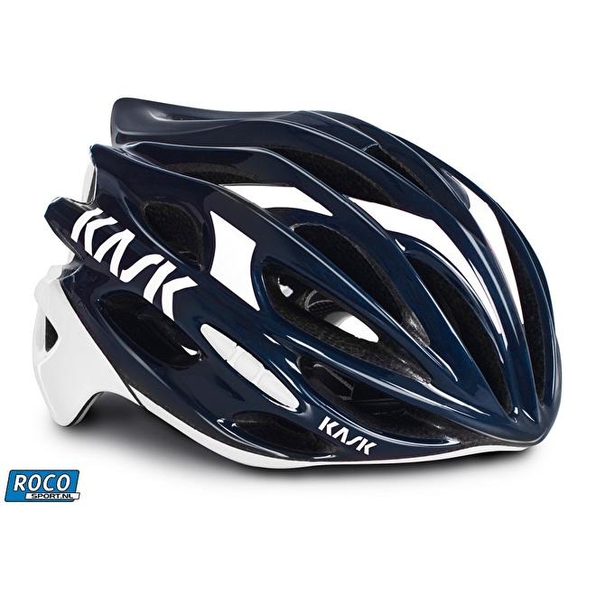 KasK Mojito Navy Blue-White Rocosport fietshelm-1.jpg