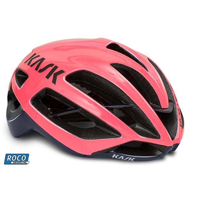 KasK Protone Pink Blue - Rocosport-Kaskhelmen-Fietshelm roze-1.jpg