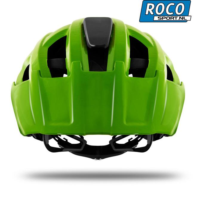 KasK Rex Mountainbike helm voorkant groen Rocosport.nl r.jpg