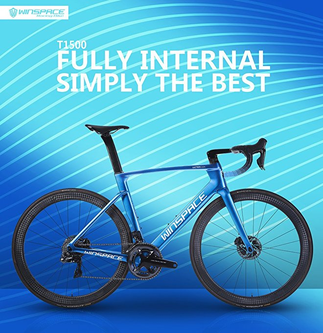 Winspace T1500 Simple the best poster racingbike racefiets Rocosport.jpg