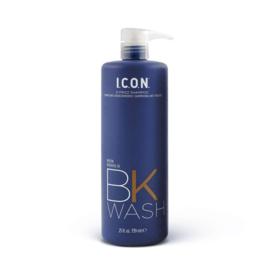 BK Wash Anti-Frizz Shampoo 739ml