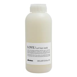 LOVE/ Curl Hair Mask Liter