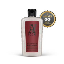 Mr. A Shampoo & Body Wash 250ml