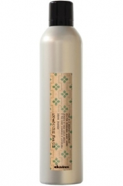 This is a Medium Hold Hairspray 400ml