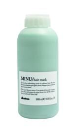 MINU/ Hair Mask Liter