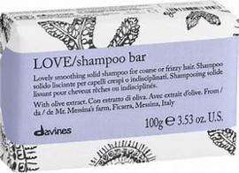 LOVE/ shampoo bar