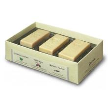 3-pack Mini Bars Lavendel-Geranium-Spearmint