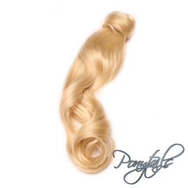ponytail Stockholm Soft Curl