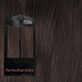 Clip in extension kleur 1B