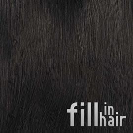 hairweft straight kleur 1