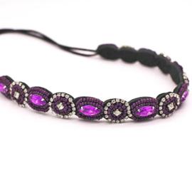 haarbandje violet bonita