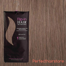 Flip in Hair walnut 9