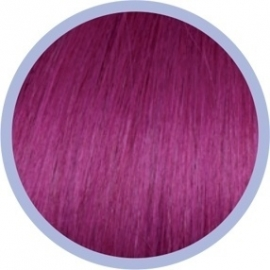 Euro socap hairextensions Crazy Line 62 Red Violet