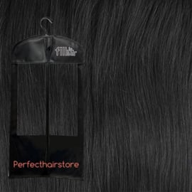 Topper hair extension kleur 1