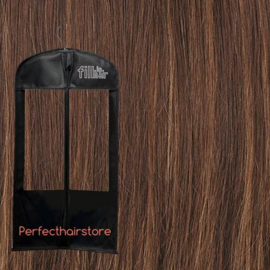 Topper hair extension kleur 2/2/6