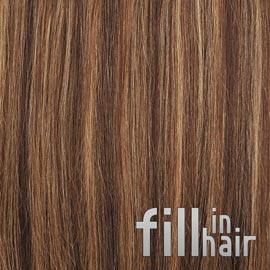 hairweft straight kleur 4/27