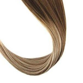 Topper hair extension Ombre 3/8/22