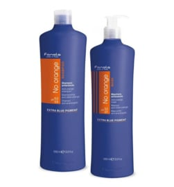 Fanola No Orange Shampoo + Masker 1000 ml