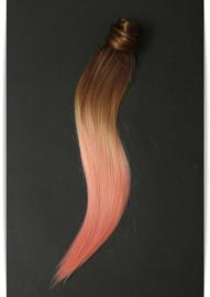 ponytail kleur 6-soft pink