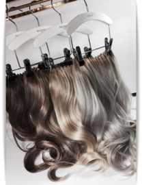 Balmain Hair dress 40cm , As tinten