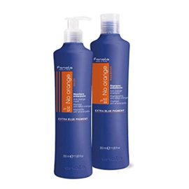 Fanola No Orange Shampoo + Masker 350 ml
