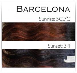 Balmain Hairdress  Barcelona