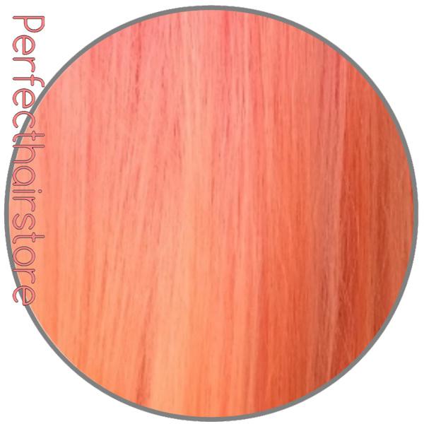 Lisaplex pastel color orange pink