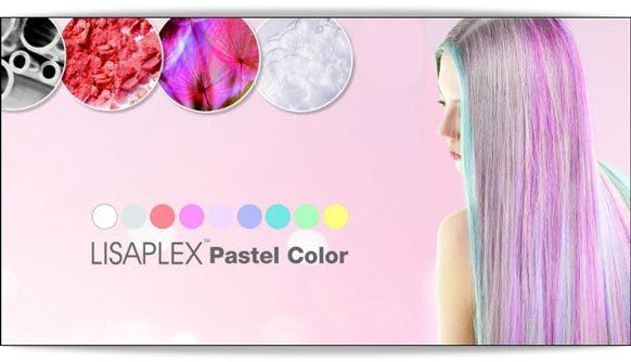 Lisaplex pastel color