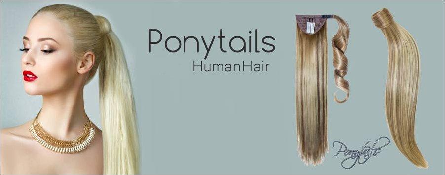 ponytail 55cm