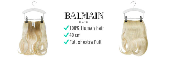 Balmain Hair dress