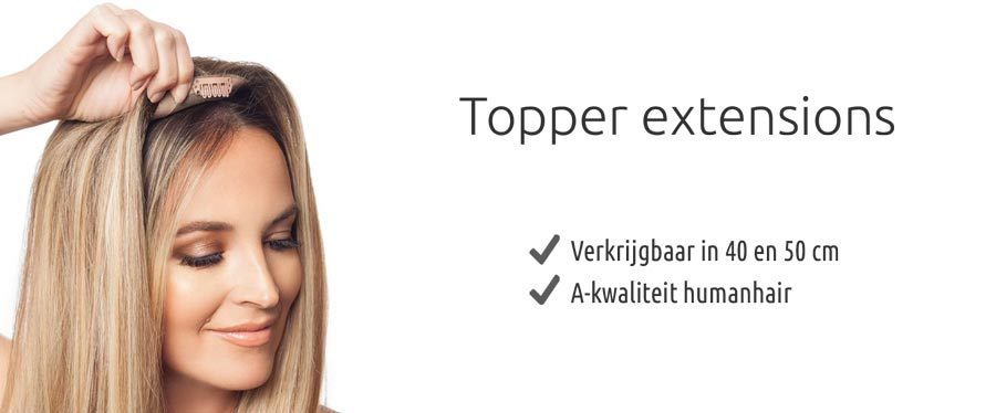 Topper extension