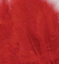 Marabou veertjes Red 2803