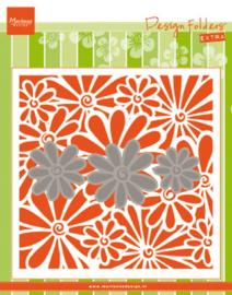 Design Folder + Die Daisies DF3451