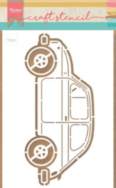 Craft stencil PS8037 - Car