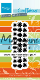 Craftables CR1501 Punch die daisies