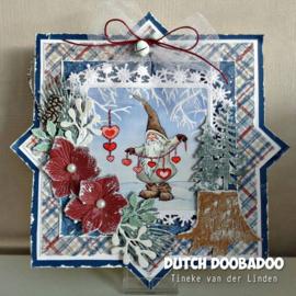 Creatables LR0633 - Snowflakes square