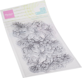MM1649 - Art stamps Poinsettia