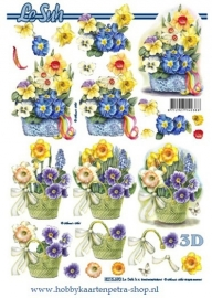 Le Suh Lente bloemen  8215.690