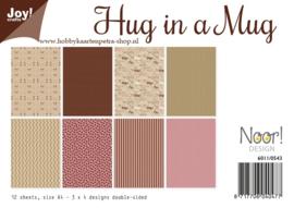 Paper bloc Hug in a Mug 6011/0543