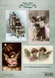 Nevi 048 Vintage Christmas