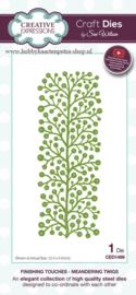 Craft Dies Meandering Twigs CED1499