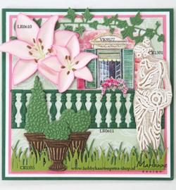 Craftables CR1301  Garden statue