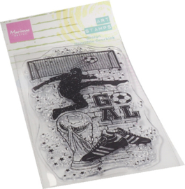 MM1645 - Art stamps – Soccer