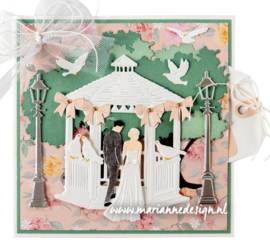 Creatables  LR0720 - Tiny's romantic Gazebo