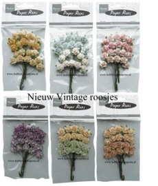 Roses Bunches pink RB2215