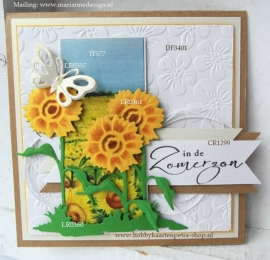 Creatables LR0361 Tiny's sunflower
