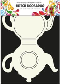 Dutch stencil Art Teapot 470.713.500