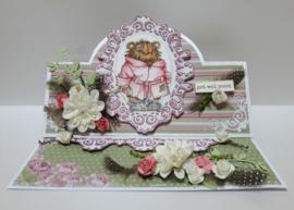Dutch Card Art Easel Circle 470.713.676