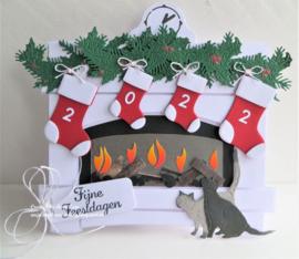 Creatables  LR0733 - Christmas Stockings